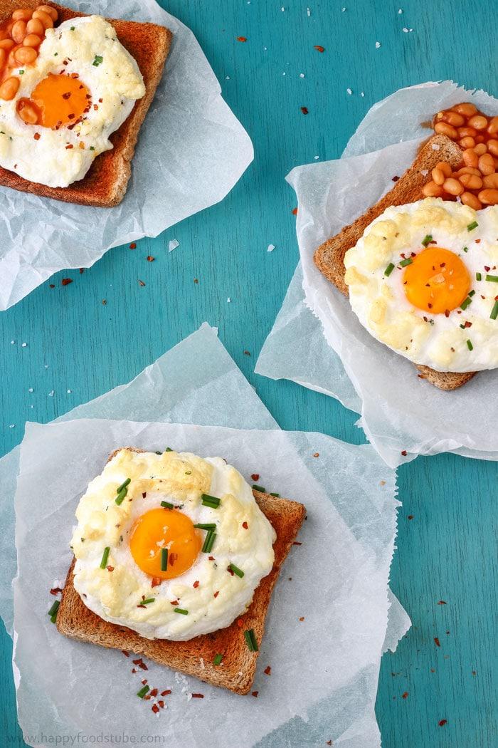 Breakfast Cloud Eggs Images