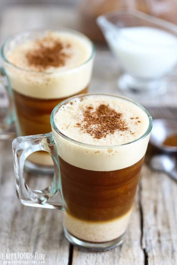 Cinnamon Iced Instant Coffee Picture