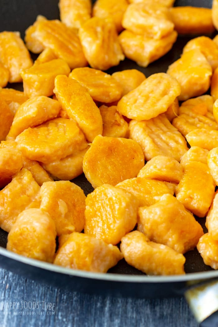 How to make Sweet Potato Gnocchi Step 5