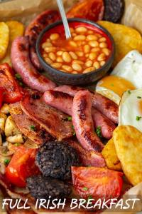 Full Irish Breakfast Recipe