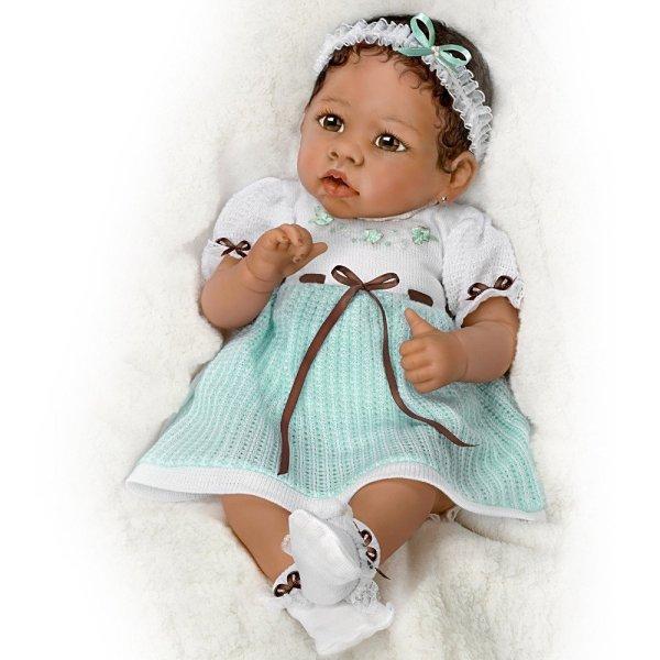 Impressive And Amazing Newborn Baby Dolls Real