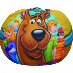 Scooby Doo Chair Covers And Table Linens Wholesale Fun Bedroom Furniture Decor For Kids
