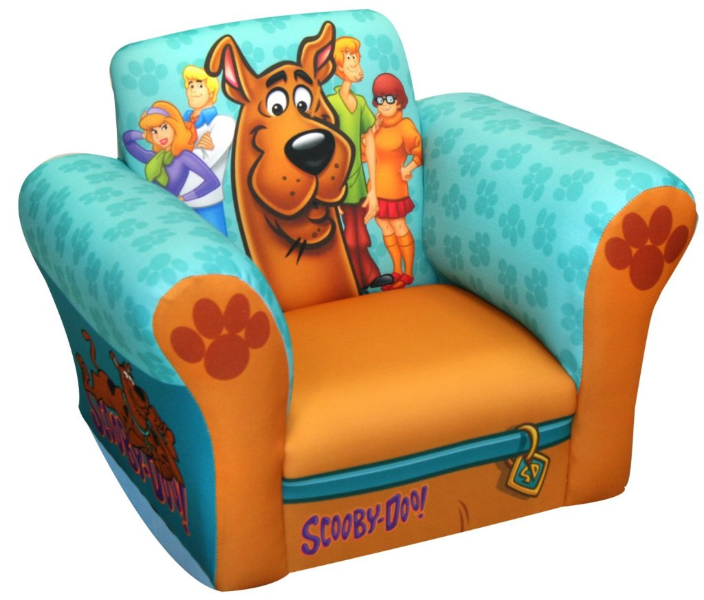 scooby doo chair oversized office chairs fun bedroom furniture and decor for kids how to create the best your child