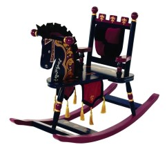 Horseshoe Rocking Chair Cane 12 Beautiful Wooden Horses For Kids