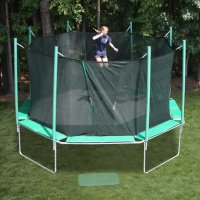 Top 7 Best Outdoor Trampolines with Enclosure for the Kids!
