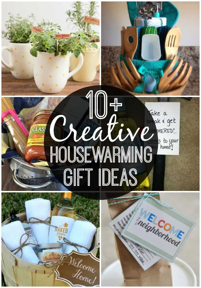 Creative Housewarming Gift Ideas Happy Go Lucky