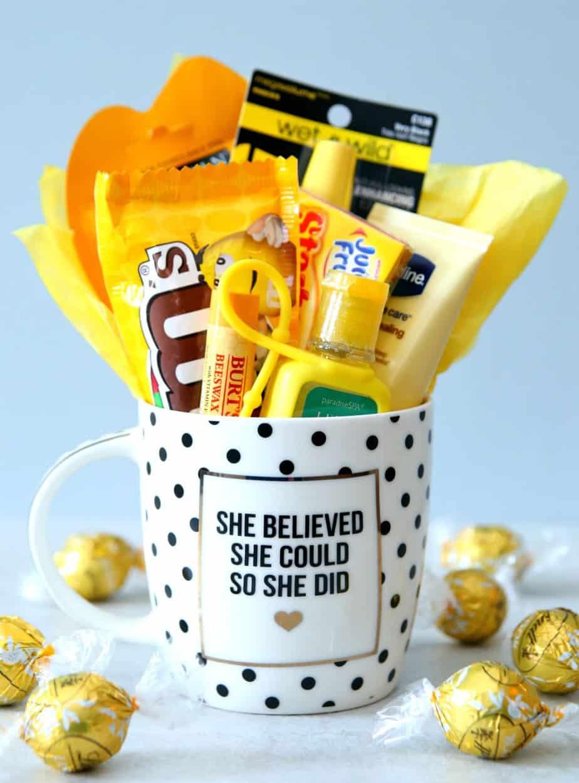 mug of sunshine coffee