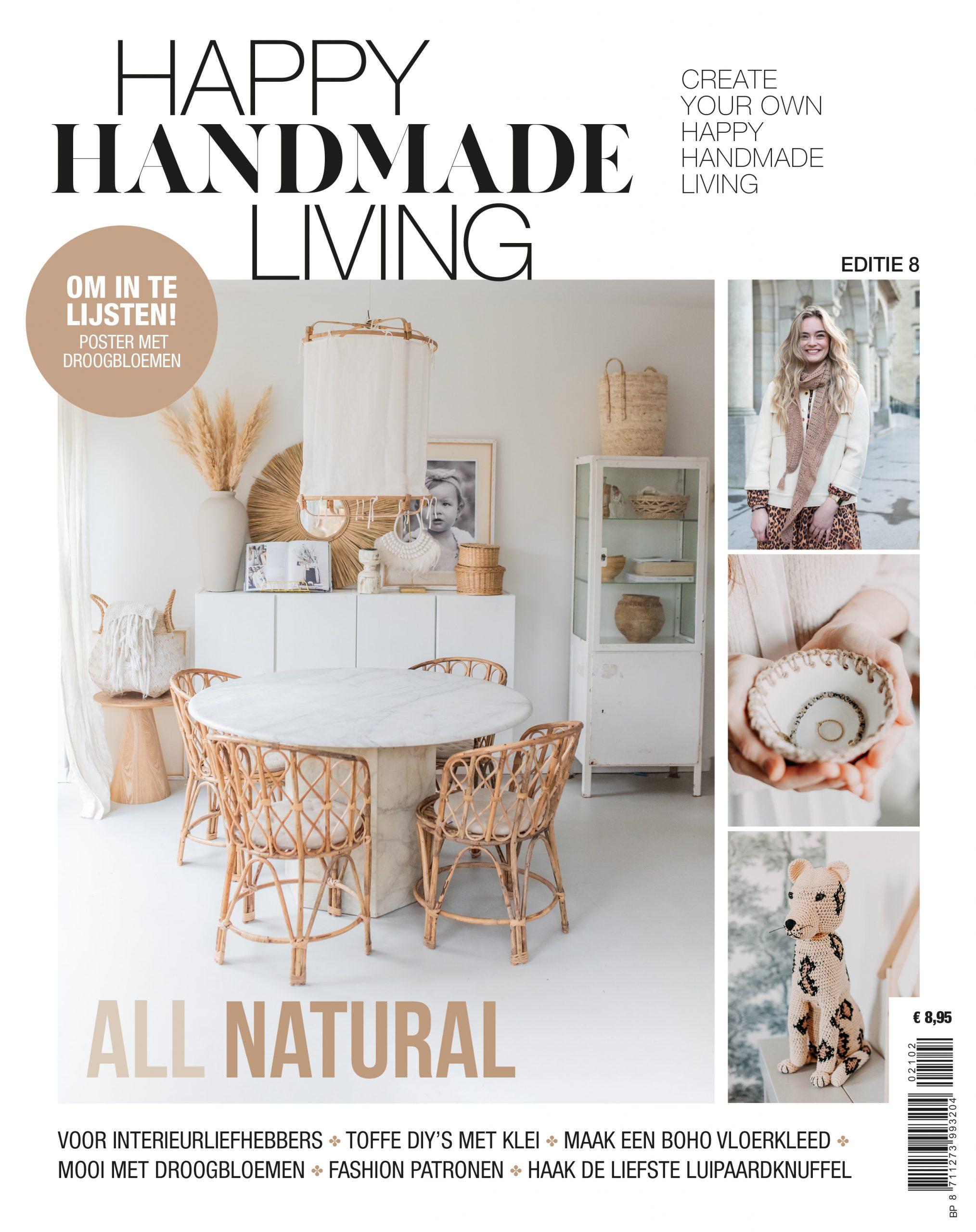 Happy Handmade Living Editie 8