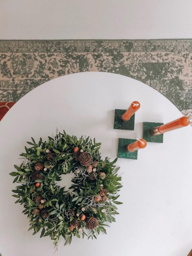 DIY herfstkrans