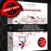 Software Creates 12 Fully Automated ClickBank Affiliate Sites  In Just ONE CLICK!