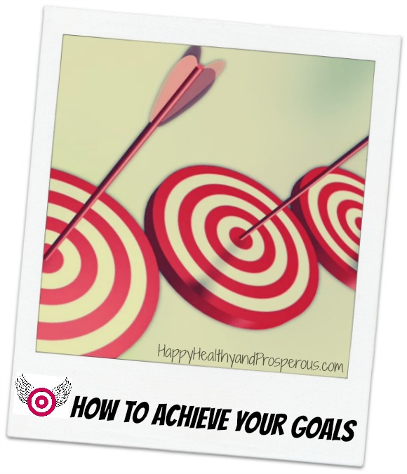Learn some specific steps to take to help you achieve your goals