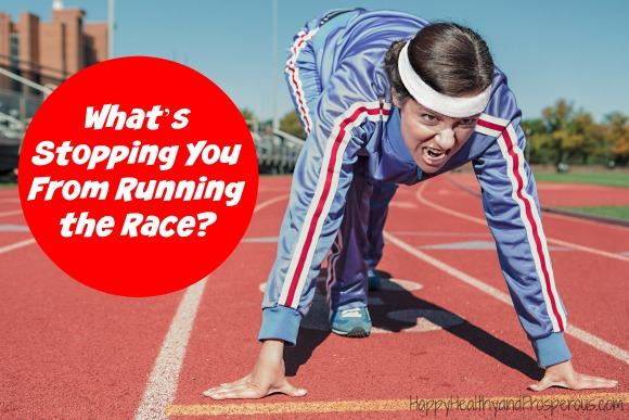 What's Stopping You From Running the Race?