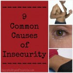 9 Common Causes of Insecurity
