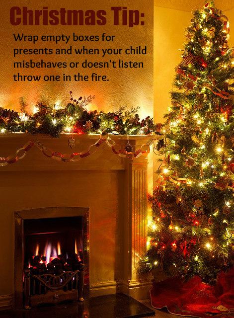 Christmas Tip...