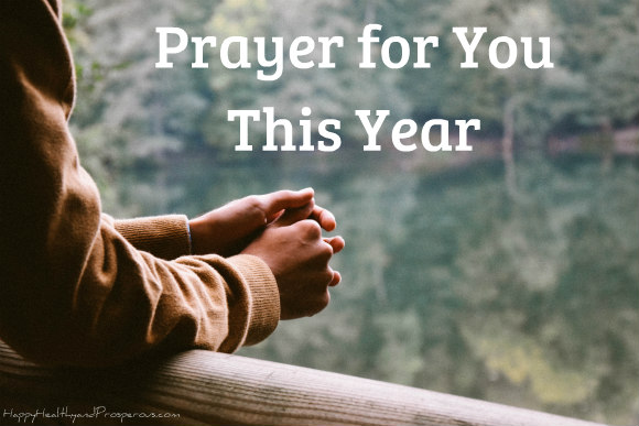 Prayer for You This Year 2018