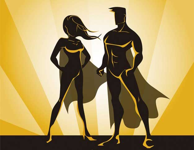 More Space More Attention More Success >> Can Standing Like A Superhero Make You More Confident