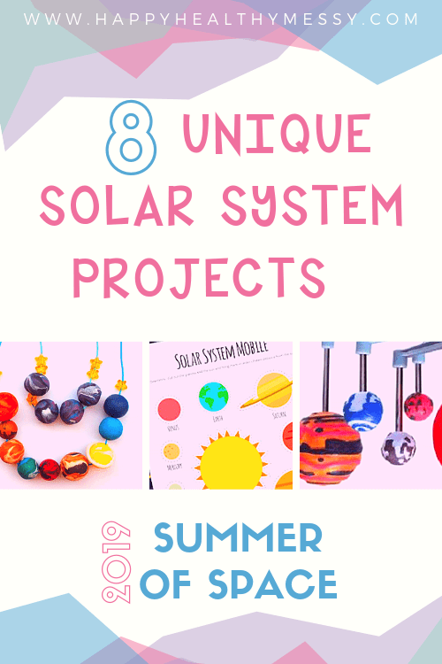 Located in an outer region of the milky way is our own. 8 Unique Solar System Projects For Your Summer Of Space