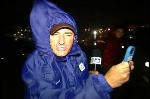 Now we know how Jim Cantore feels...