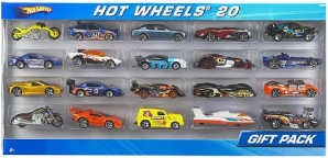 Green Cyber Monday Hot Wheels Sale