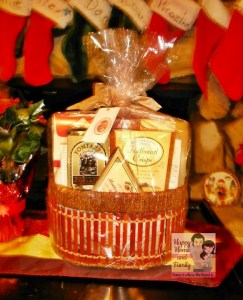 California Delicious Gourmet Gift Baskets: Showing Fine Taste in Gift Giving #holidaygiftguide