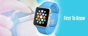 First To Know – Win an Apple Watch ends 11/9