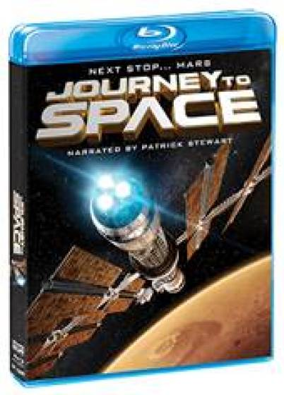 Journey to Space Giveaway