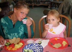 homeschooling-tea party