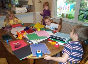 Advice to the New Homeschooling Mom