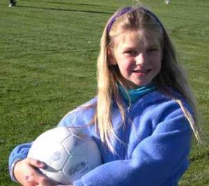 Soccer player Louisa (8)