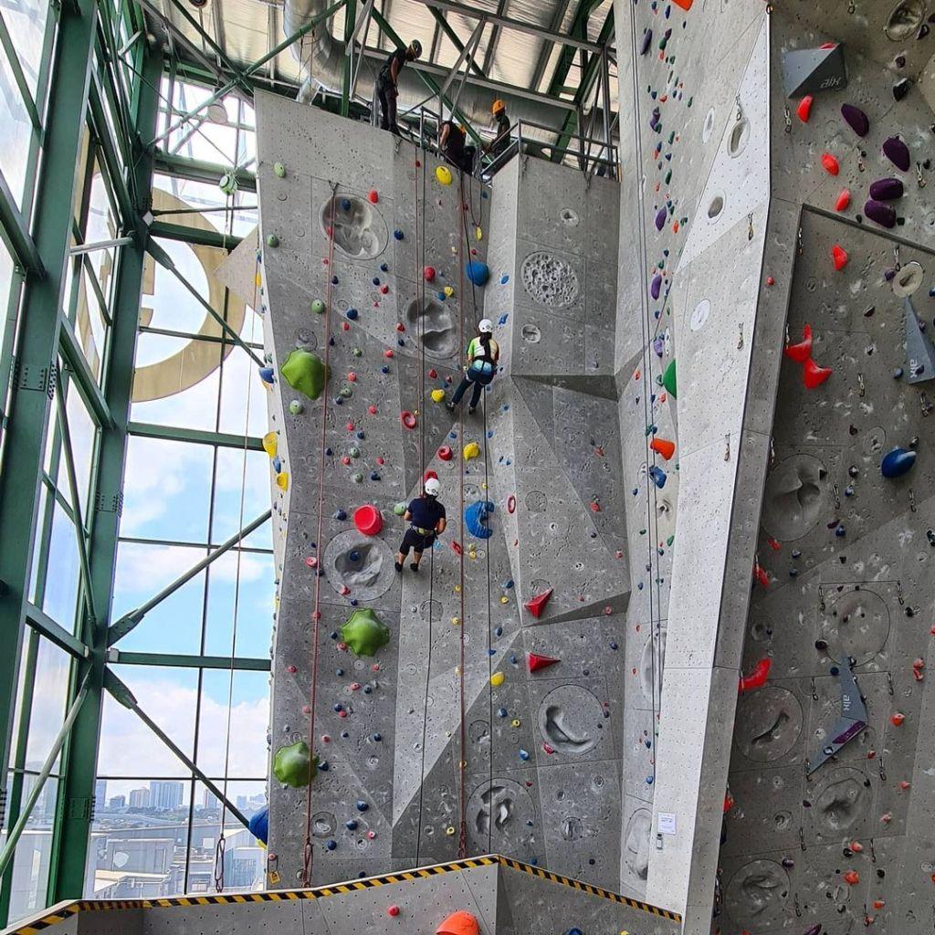 Rock Climbing Malaysia