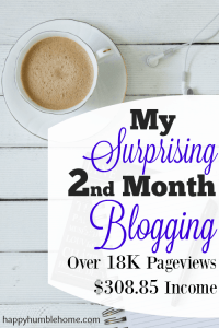 My Surprising Second Month Blogging