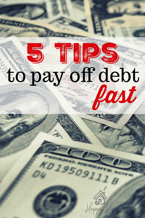 This helped me pay off $30,000 in debt in less than 2 years! You need to read this!