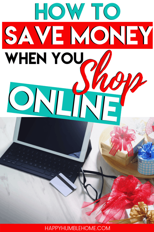 How to Save Money when you Shop Online - You are wasting money if you're not doing these 5 simple things! These 5 tips will help you come in under budget and even get cash back next time you make a purchase online. Click to read more!