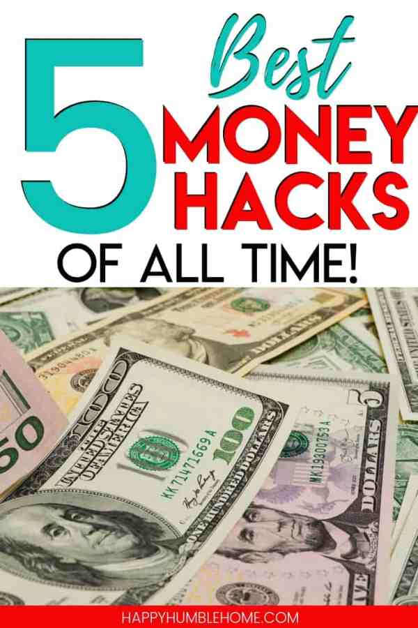 best money hacks of all time