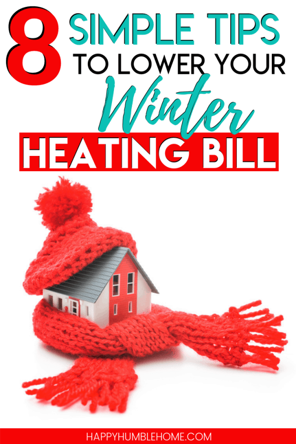 8 Simple Tips to pay less for heat this winter - Did you know that your heating bill could cost you less? With a few simple tricks and tips, you could be paying much less this winter. Check it out now!