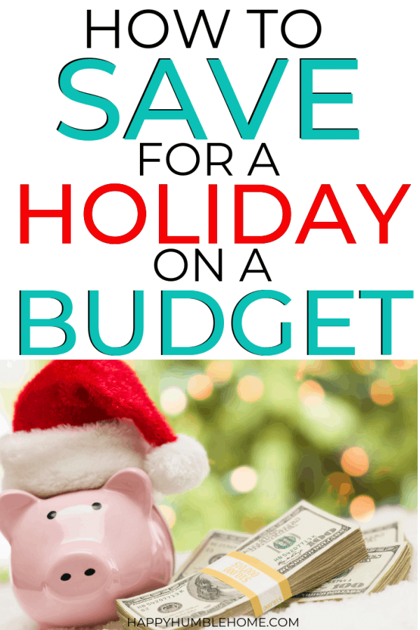 How to Save for a Holiday on a Budget