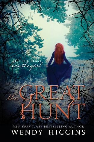 The Great Hunt by Wendy Higgins Review: Basically A Reality TV Show About Princesses And Suitors