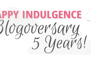 5 Year Blogoversary Celebration Video + Giveaway