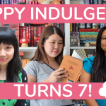 Happy Indulgence Turns 7: My Journey, Live Show Announcement & Giveaway