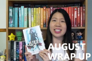 BookTube Video: August Wrap Up & September TBR