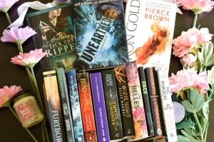 February Wrap Up, Penguin Teen Showcase & Book Haul