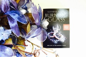 Burning Glass by Kathryn Purdie Review: Too Many Tears From Too Many Emotions