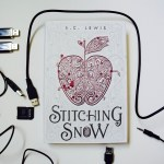 Stitching Snow by RC Lewis Review: Where Snow White's Hair Is Literally the Colour of Snow