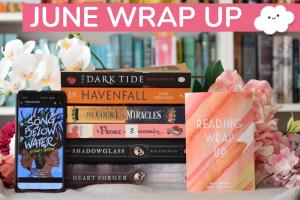 June Wrap Up: Got My Reading Mojo Back