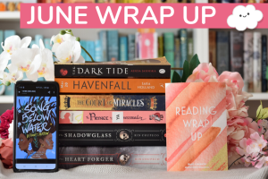 June Wrap Up: Got My Reading Mojo Back