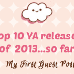 Top 10 YA Releases of 2013…so far – ibrary.com.au