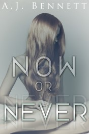 Giveaway & Book Blitz Excerpt: Now or Never by A.J. Bennett