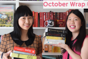 October Wrap Up Video with Jenna – CROOKED KINGDOM FEELS!