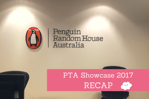 Penguin Teen Australia Showcase Recap!