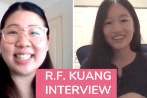 The Burning God Tour: Author Interview with R.F. Kuang [Video]